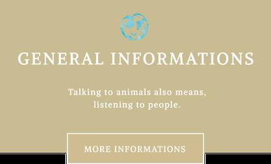 Mit Tieren sprechen - Allgemeine Infos