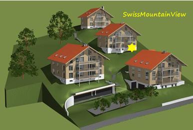 Überbauung Schürboden, Beatenberg-Waldegg