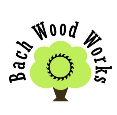 Bach Woodworks Original Logo