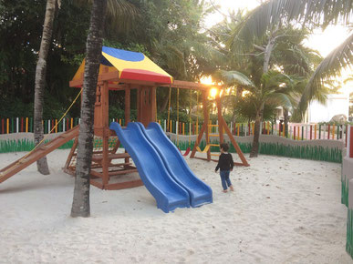 Playground in Messico