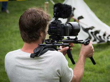 tournage réalisation vidéo son lumière