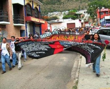 Oaxacas sociale bevægelser