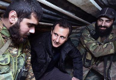 Ассад знает, как надо действовать в Сирии