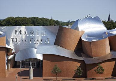 Marta Herford - Museum für zeitgenössische Kunst, Architektur und Design © Helmut Claus