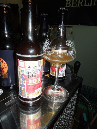 Freigeist - Yankee & Kraut - Pirate Brew Room 101