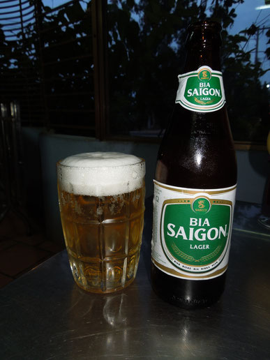 Bia Saigon Lager / Green
