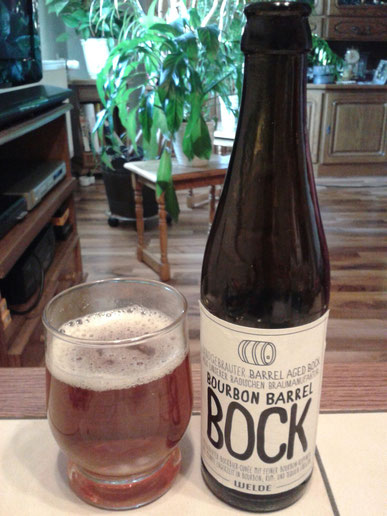 Welde Bourbon Barrel Bock