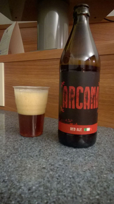 Arcana Red Ale