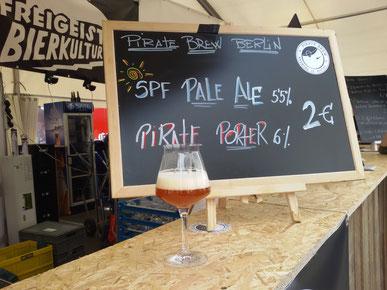 Pirate Brew SPF Pale Ale