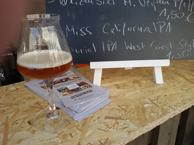 Freigeist Miss California IPA