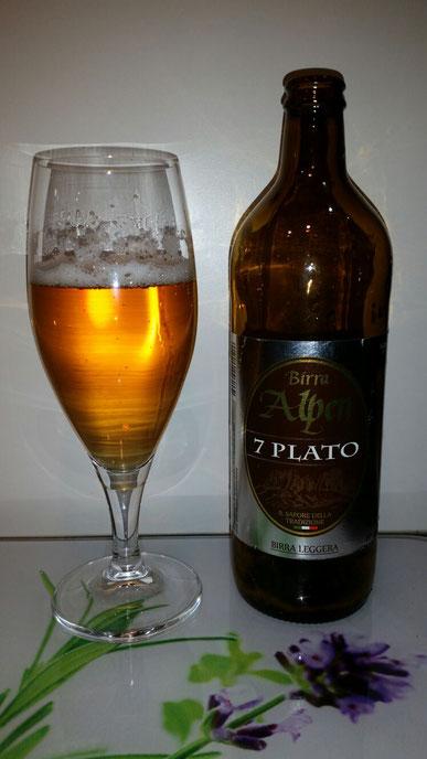 Birra Alpen 7 Plato