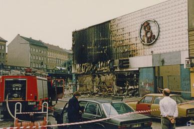 Bolle brennt! Der 1. Mai 1987. Bilder von mir der dramatischen Ereignisse.