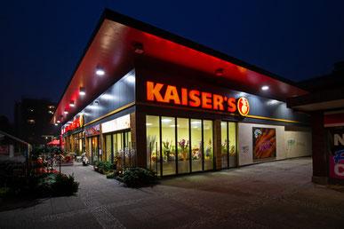 Carisch Kaffee, Kaisers und Reichelt-Die Geschichte dreier Berliner Lebensmittelketten.