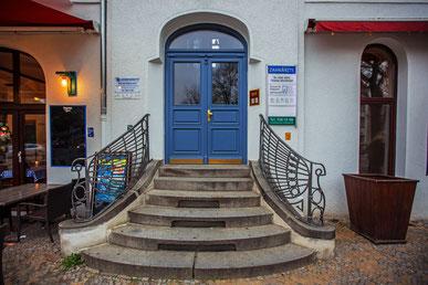 Jugendstil in Mariendorf.