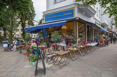 Frau Behrens Torten in Berlin-Friedenau.