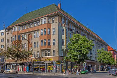 Briuno Taut, Teil 2. Das erste Haus am Kottbusser Damm.