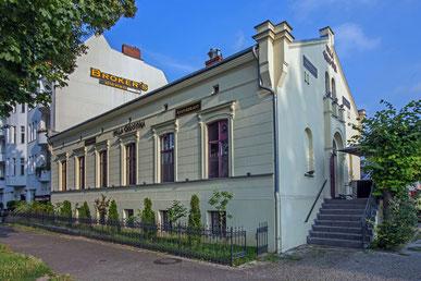 Gutshof Freiberg in Berlin-Mariendorf.