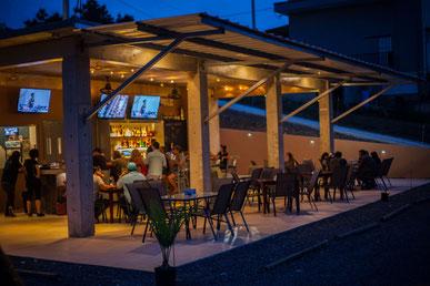 Rincon, Puerto rico rum shack restaurant