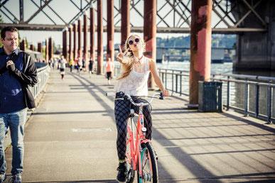 Electra e-Bikes in der e-motion e-Bike Welt in Berlin-Mitte nach persönlichen Vorlieben individuell anpassen