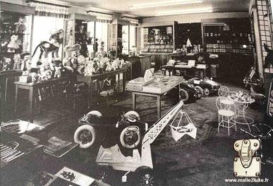 Son salon de jouets Louis Vuitton - vers 1940
