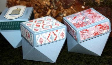 Diamantboxen mit DSP Vintage-Flair