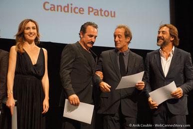 Cérémonie d'ouverture  du Festival Lumière 2015 - Photo © Anik Couble