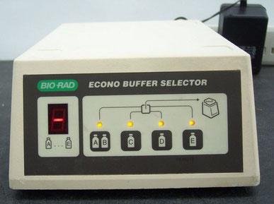 BIO-RAD ECONO BUFFER SELECTOR EV1 / EVI für die Chromatographie/ HPLC/ Chemie