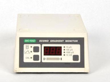 BIO-RAD ECONO GRADIENT MONITOR EG1 / EGI für die Chromatographie/ Chemie/ HPLC