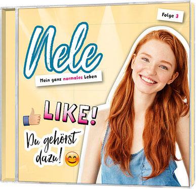 CD-Cover Nele Folge 1 Like