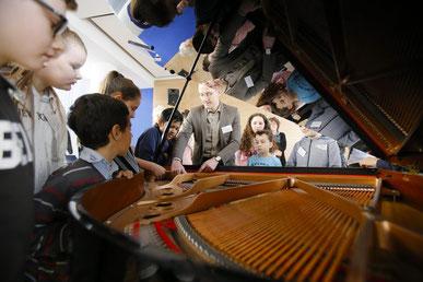 Akademietag in der Musikschule Offenbach (Bild: georg-foto, Offenbach)