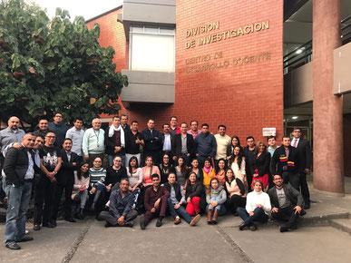 Sesión del 2 y 3 de febrero  en la División de Posgrado de la UNAM  en la CDMX donde acudieron varios compañeros de diversos estados y seguimos avanzando en el área de como administrar la  producción de las empresas manufactureras.