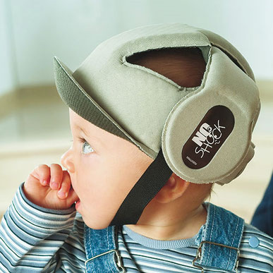 casque de protection anti chute No Shock