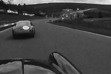 Tour du circuit de Francorchamps avec Lucien Bianchi en 1962