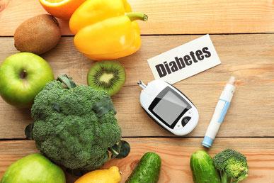 homöopathische Behandlung von Diabetes mellitus