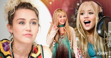 Miley Cyrus - Millas por avanzar