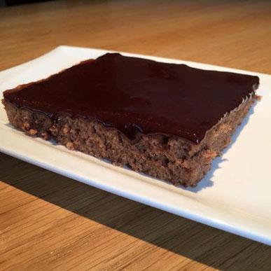 Schokolade-Nusskuchen Moserkuchen