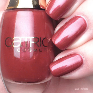 swatch Catrice Treasured Twinkles