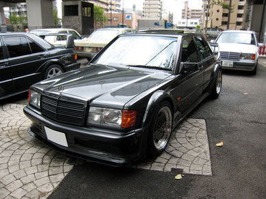 190E EVO1 AMG Power Pack