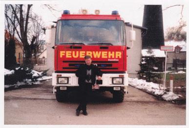 Hans und das Vorführfahrzeug