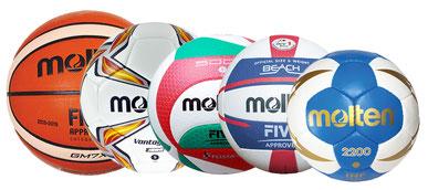ball.kaufen Shop ballshop sportball basketball Handball volleyball beachvolleyball fussball molten luftdruck