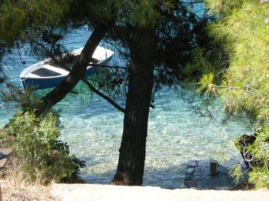 Karbuni - Insel Korcula (Kroatien)