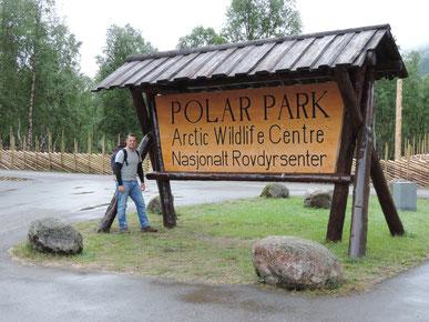 Ich freu mch, wir besuchen den Polar Park!