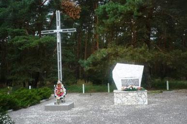 Gedenkplatz STALG IIIc bei Alt Drewitz