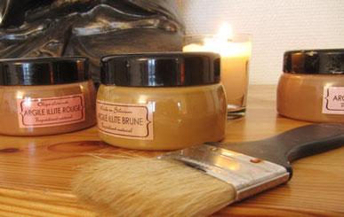 Soins des cheveux et detox du cuir chevelu à l'argile par Véronique Ruelle, coiffeuse à Paris 12e, coiffure à domicile