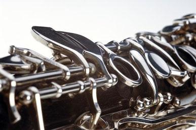 Details eines Instrumentes