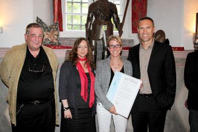 Dr.Tina Erhard, Zertifikat weisse Zähne in Westerburg (DGÄZ)