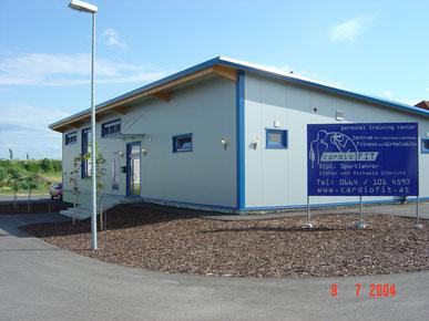 Fitnessstudio cardiofit 3100 St. Pölten -  Aussenansicht