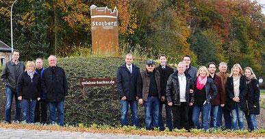 Die CDU Stolberg hatte Mitte Februar einen Antrag gestellt, den Kreisverkehr Nachtigällchen mit Hilfe eines örtlichen Garten- und Landschaftsbauunternehmens zu gestalten. Ziel der Idee war eine kostenneutrale, aber besonders ansprechende Gestaltung.