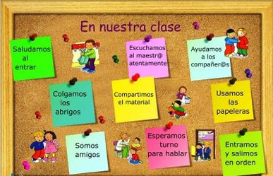 normas de clase en educacion infantil primerdi.com