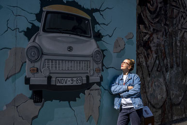 Top 5 places to see what remains of the Berlin Wall